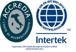 UNI EN ISO 9001 2015 ACCREDIA